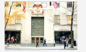 636 Quinta 5ta Avenida Nueva York Faconnable