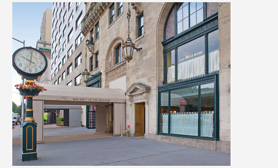 781 Quinta 5ta Avenida Nueva York Sherry Netherland Hotel